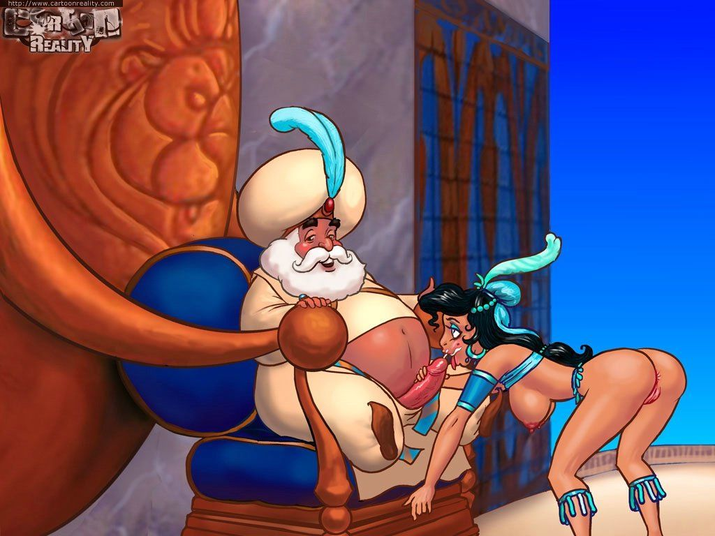 Aladdin Porn Cartoon Reality.