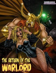 01_black_canary_and_the_justice_league_vs_the_warlord_by_superheroine_art_d5hfm1b