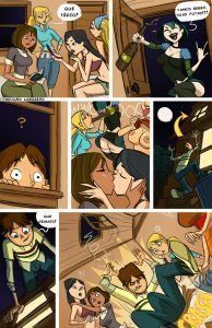 Total drama Intercourse
