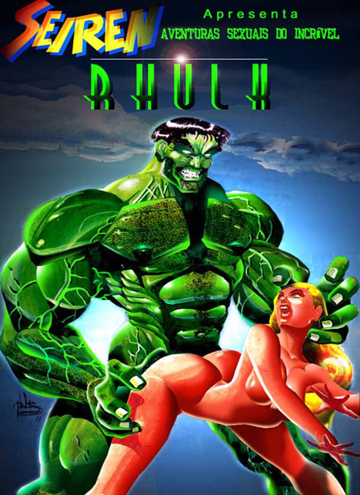 As Aventuras Sexuais Do Incrivel Rhulk- Seiren Br_Page_01_Image_0001